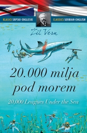 20 000 milja pod morem 20 000 leagues under the sea laguna knjige