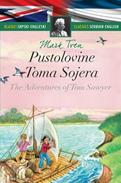 pustolovine toma sojera the adventures of tom sawyer laguna knjige