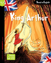 king arthur read in english laguna knjige