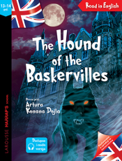 the hound of the baskervilles read in english laguna knjige
