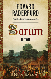 sarum ii tom novi sarum laguna knjige